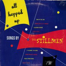 "The stillmen (10"" Album Finland Import) - All Hopped Up - Neo-Rockabilly Goofin' Records 2000 VG-/VG"